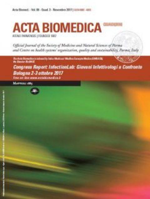 Quaderno di Acta Biomedica – InfectionLab 2017